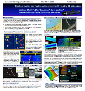 Where Bathymetry Meets 3D Imagery   Ping DSP